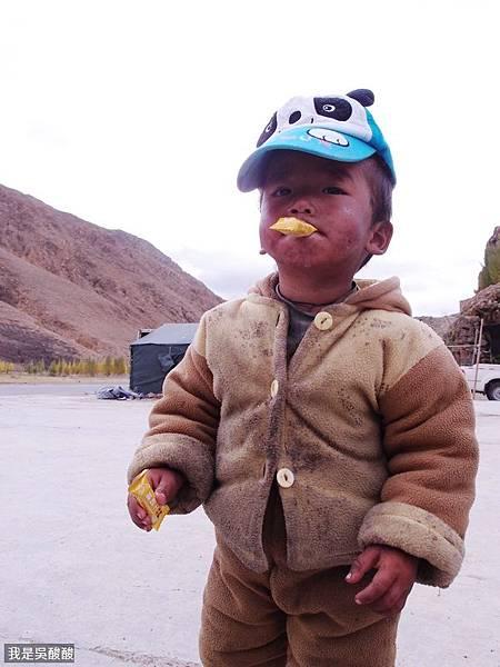 22-西藏小朋友(我是吳酸酸)