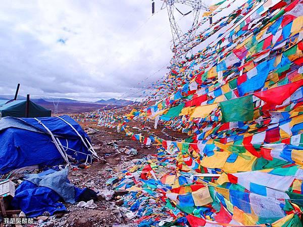 30-酸酸遊西藏 嘉措拉山