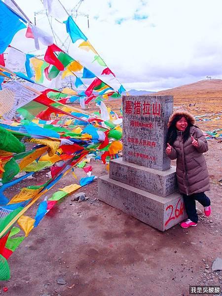 35-酸酸遊西藏 嘉措拉山