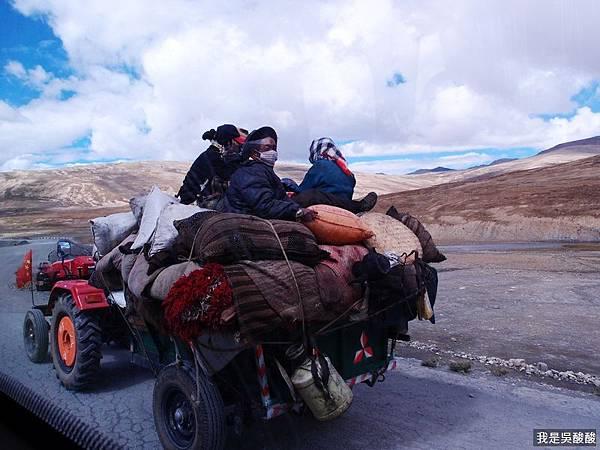 42-酸酸遊西藏 前往定日