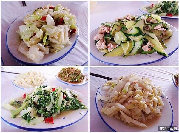 47-西藏定日 吃午餐