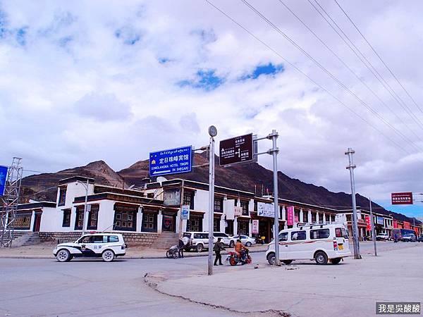 60-酸酸遊西藏 定日換車 前往珠峰大本營