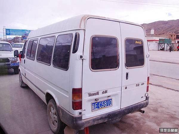 61-酸酸遊西藏 定日換車 前往珠峰大本營