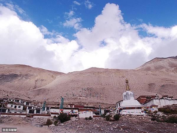 32-西藏日喀則 絨布寺
