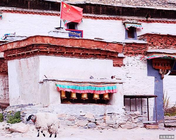 34-西藏日喀則 絨布寺