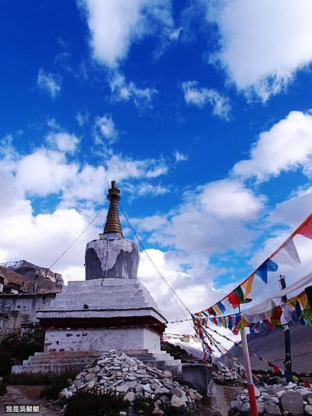35-西藏日喀則 絨布寺