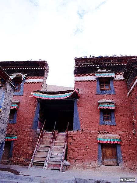 42-西藏日喀則 絨布寺