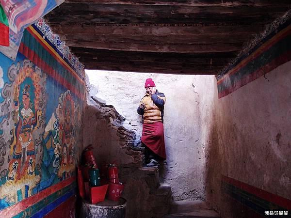 45-西藏日喀則 絨布寺