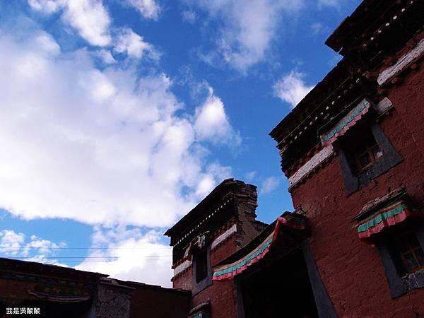 55-西藏日喀則 絨布寺