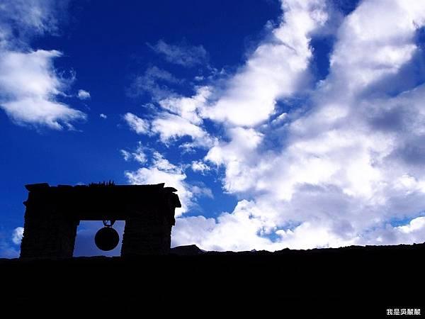 56-西藏日喀則 絨布寺