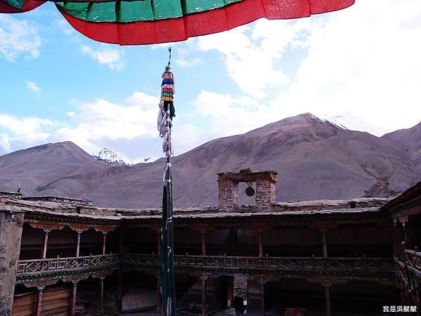 57-西藏日喀則 絨布寺