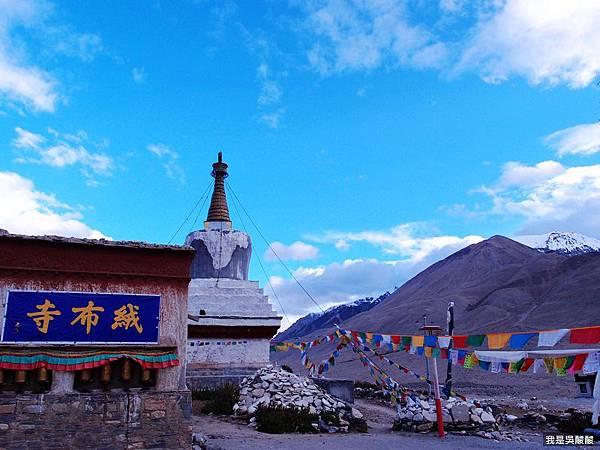66-西藏日喀則 絨布寺