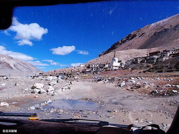 73-西藏日喀則 絨布寺