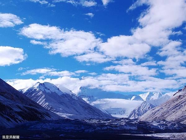 21-喜馬拉雅山 聖母峰(珠峰)