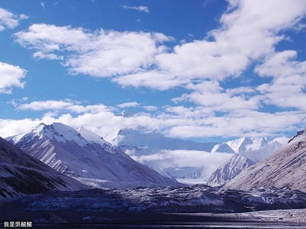 24-喜馬拉雅山 聖母峰(珠峰)