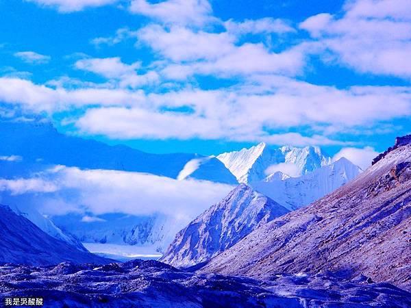 25-喜馬拉雅山 聖母峰(珠峰)