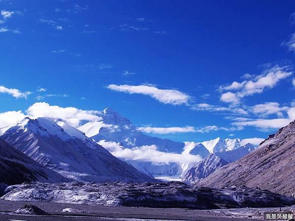 36-喜馬拉雅山 聖母峰(珠峰)