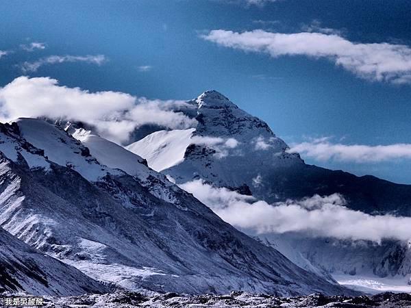 38-喜馬拉雅山 聖母峰(珠峰)