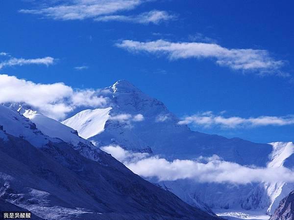 40-喜馬拉雅山 聖母峰(珠峰)