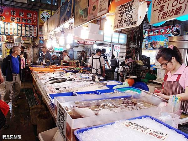 30-布袋漁港吃海鮮