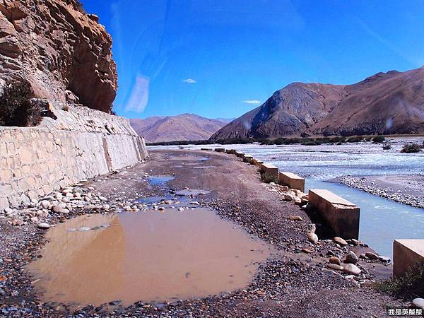 10-從珠峰返回日喀則途中