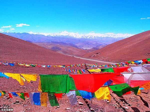 35-從珠峰返回日喀則途中