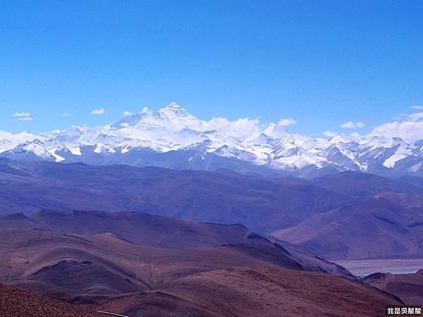 38-從珠峰返回日喀則途中