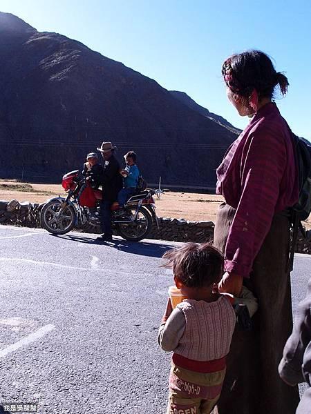 54-從珠峰返回日喀則途中