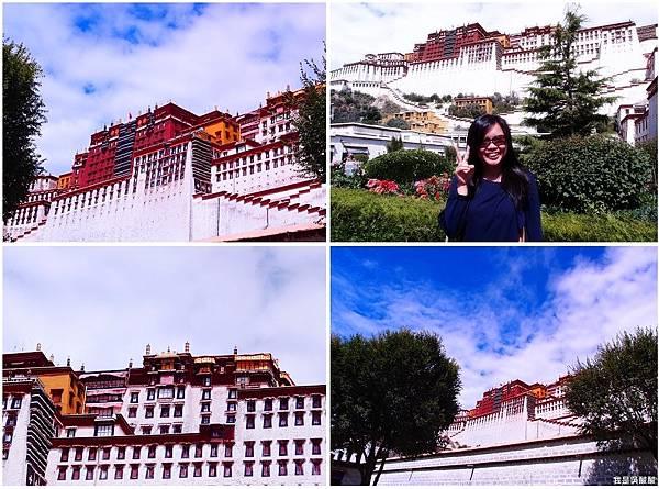 08-西藏拉薩布達拉宮