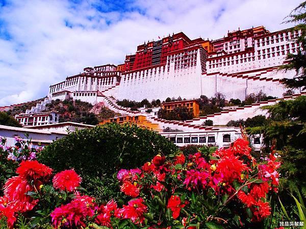 09-西藏拉薩布達拉宮