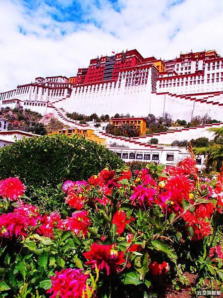10-西藏拉薩布達拉宮
