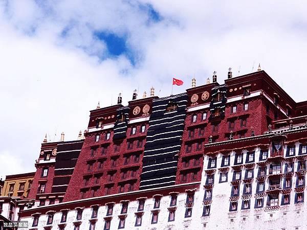 11-西藏拉薩布達拉宮