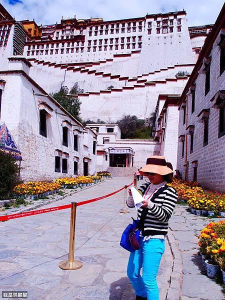 12-西藏拉薩布達拉宮