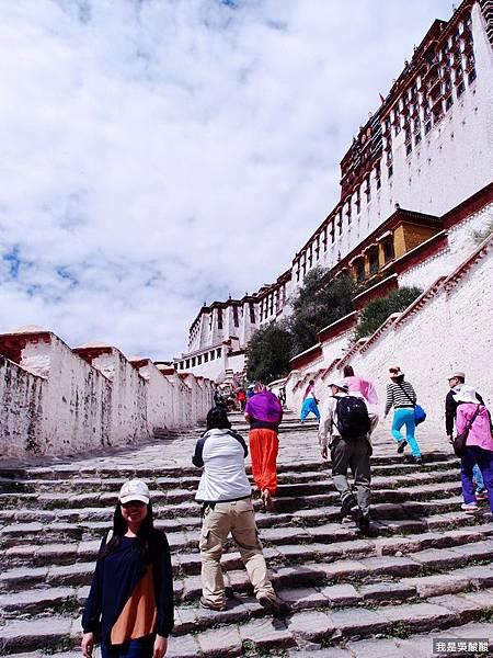 13-西藏拉薩布達拉宮