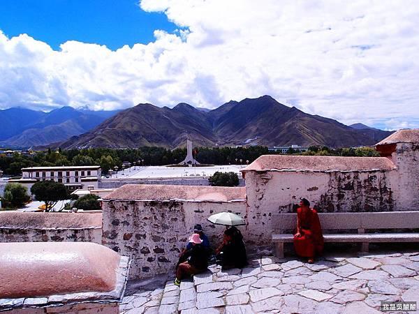 15-西藏拉薩布達拉宮