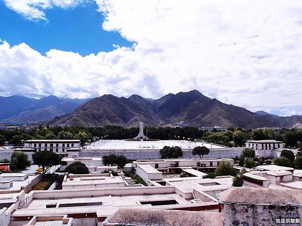 16-西藏拉薩布達拉宮
