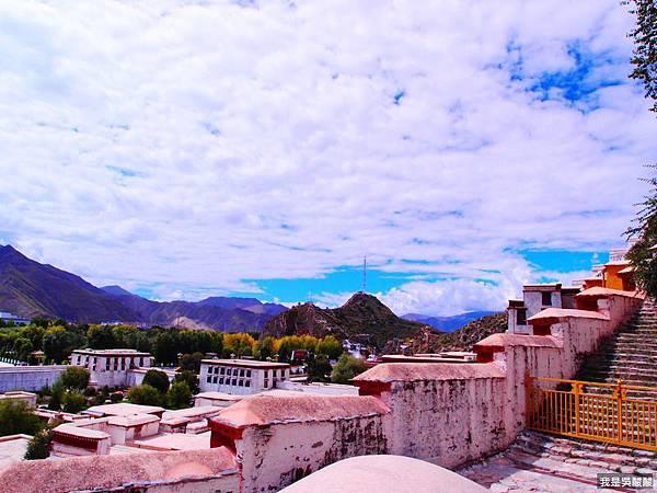 17-西藏拉薩布達拉宮