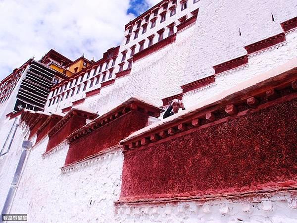 18-西藏拉薩布達拉宮