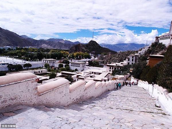 19-西藏拉薩布達拉宮