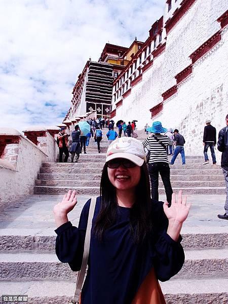 20-西藏拉薩布達拉宮
