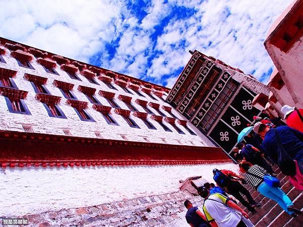 22-西藏拉薩布達拉宮