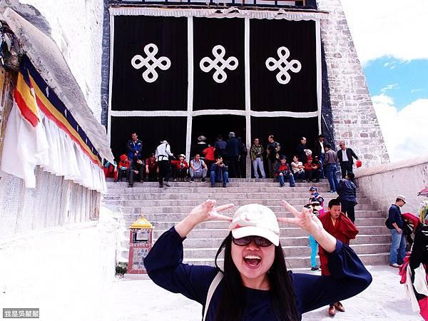 23-西藏拉薩布達拉宮