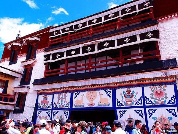 25-西藏拉薩布達拉宮