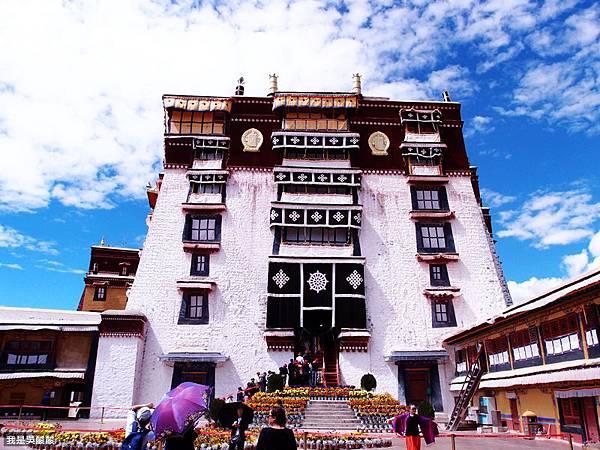 26-西藏拉薩布達拉宮