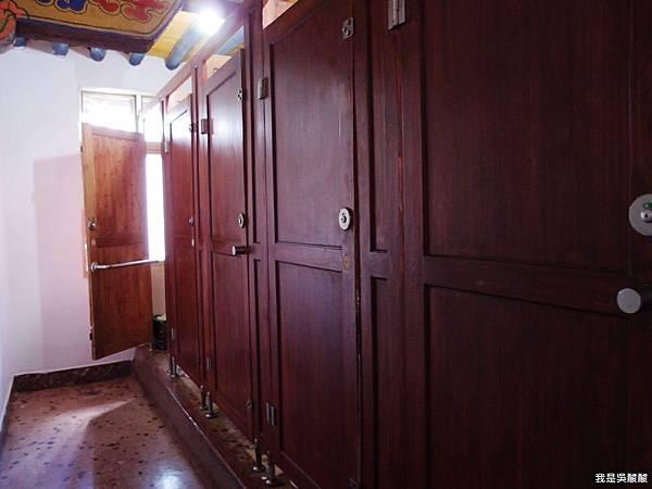 29-西藏拉薩布達拉宮 廁所
