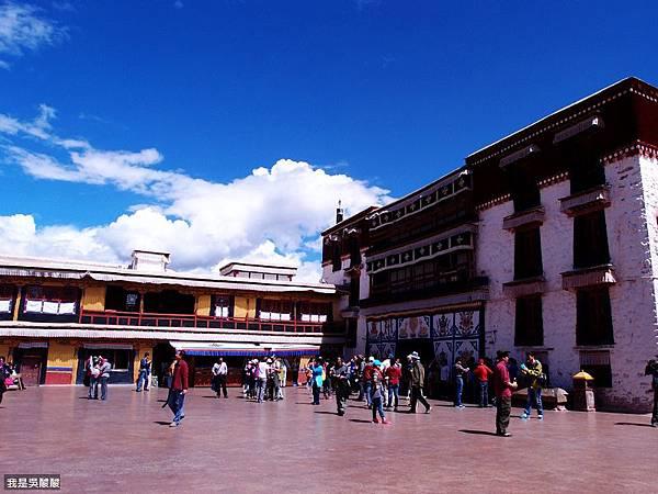 34-西藏拉薩布達拉宮