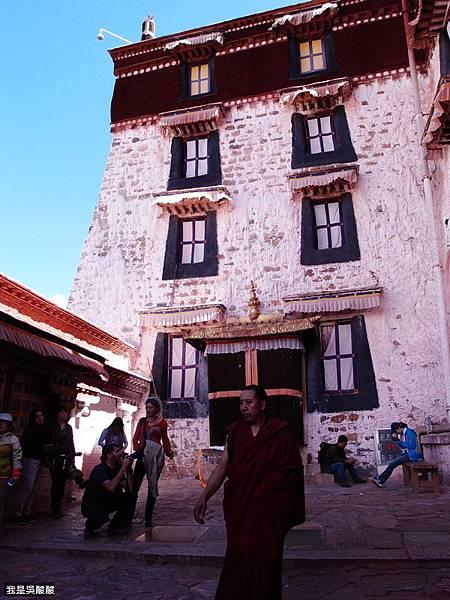 35-西藏拉薩布達拉宮