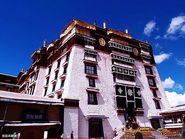 36-西藏拉薩布達拉宮