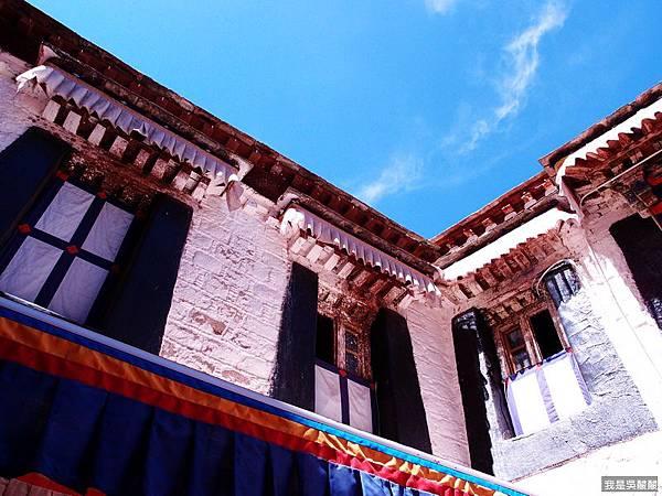 40-西藏拉薩布達拉宮
