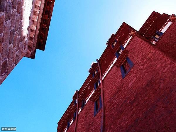 41-西藏拉薩布達拉宮